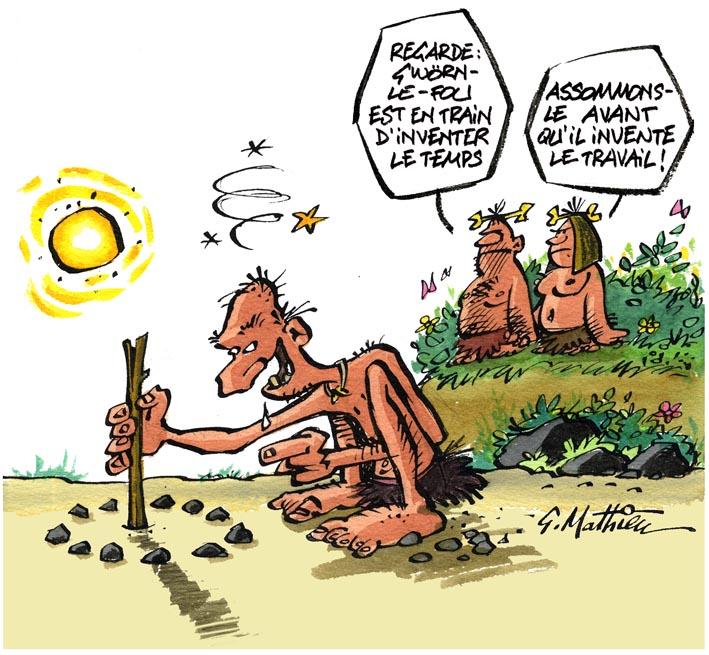 Gwörn le fou, par Gérard Mathieu