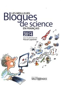 couverture de l'anthologie 2014