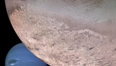 Il y a 25 ans, Voyager frôlait Triton