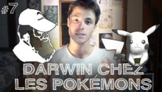 Darwin chez les Pokémons