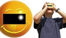 Comment observer l'eclipse de soleil du 20 mars en toute sécurité