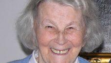 Une Grande Dame de la paléontologie nous a quittés