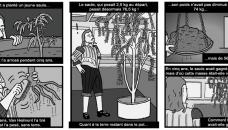 Van Helmont pèse plantes
