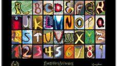 alfabeto mariposa