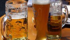 Une p'tite pinte de bière ?