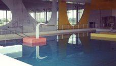 Plongée en piscine