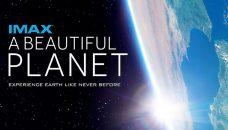 A Beautiful Planet, vertigineuse Terre