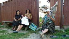 Fileuses de Roumanie