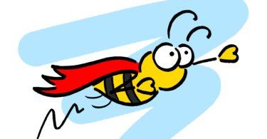Super Bee!